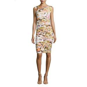 Chiara Boni La Petite Robe Ruggera Floral Dress